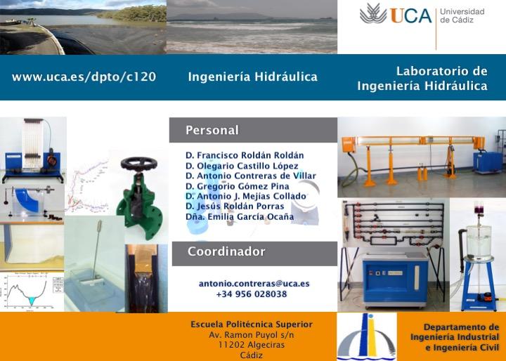 Laboratorio de Ingeniería Hidráulica